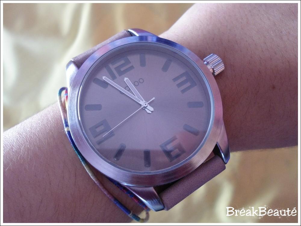 Ma montre Oozoo, ce petit bijou!