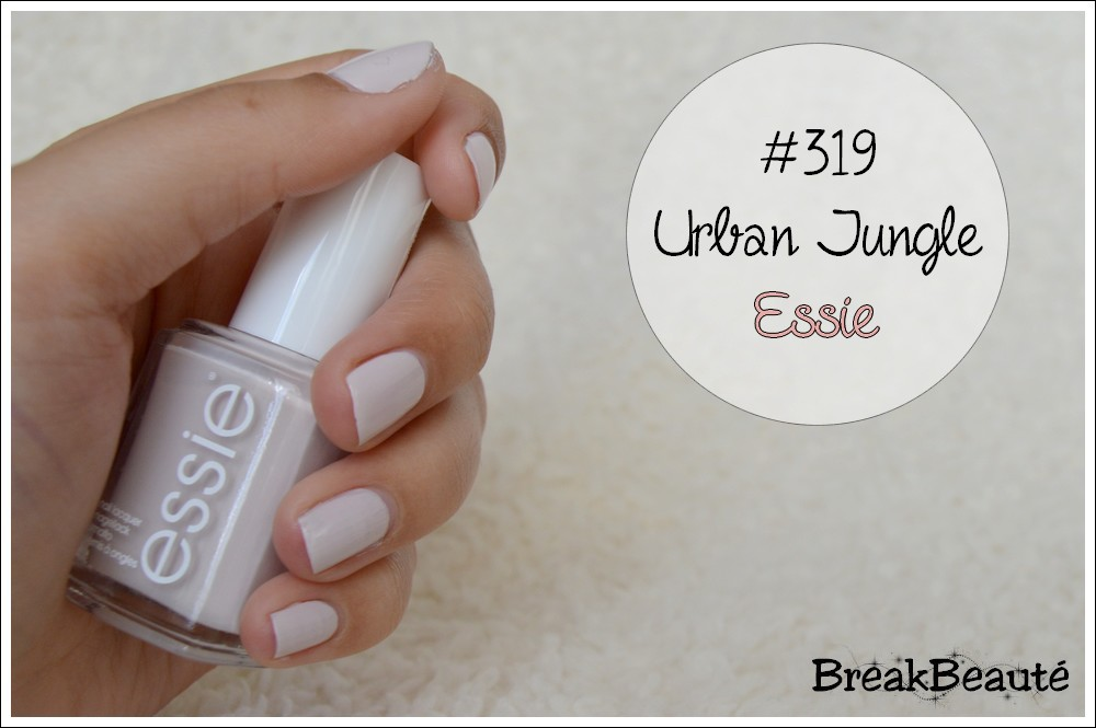 Urban Jungle, mon nouveau nude signé Essie