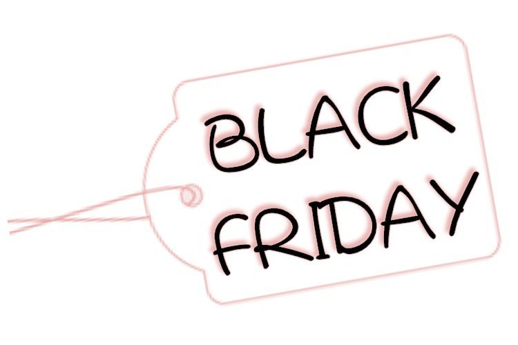 Black Friday: C'est le moment de commander!
