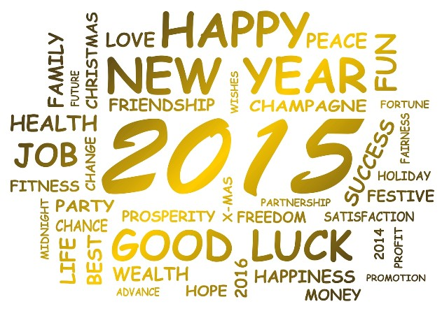 Goodbye 2014 × Hello 2015