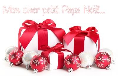 Cher Père Noël… (Christmas wishlist)