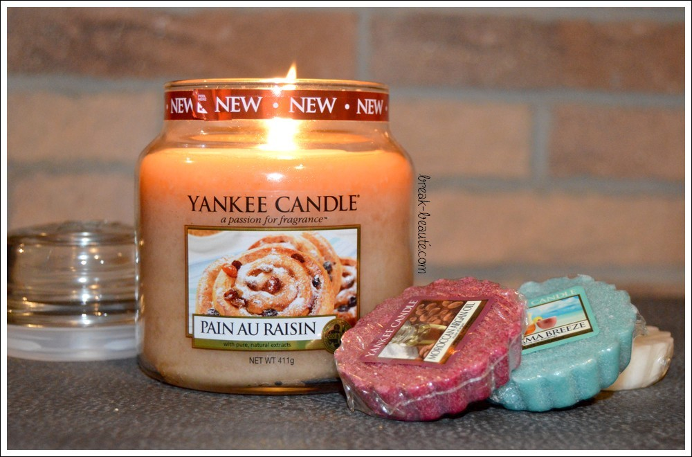 Light your scents, le premier e-shop belge de Yankee Candle!