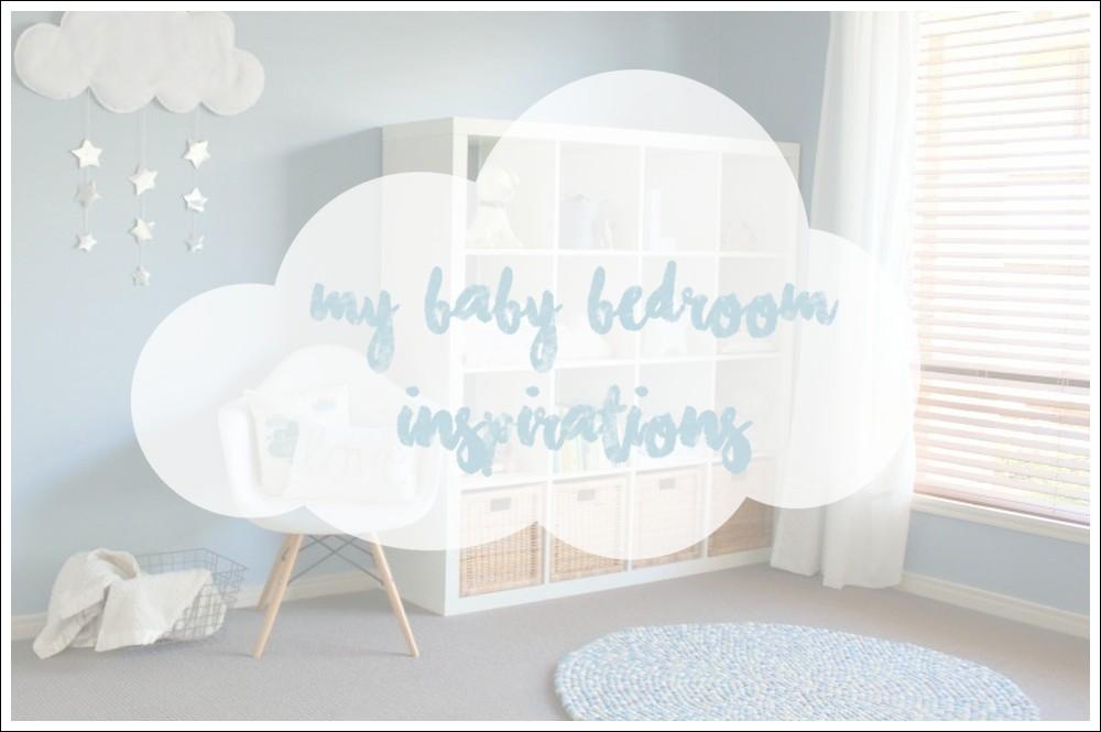 Mes inspirations Pinterest pour la chambre de baby boy