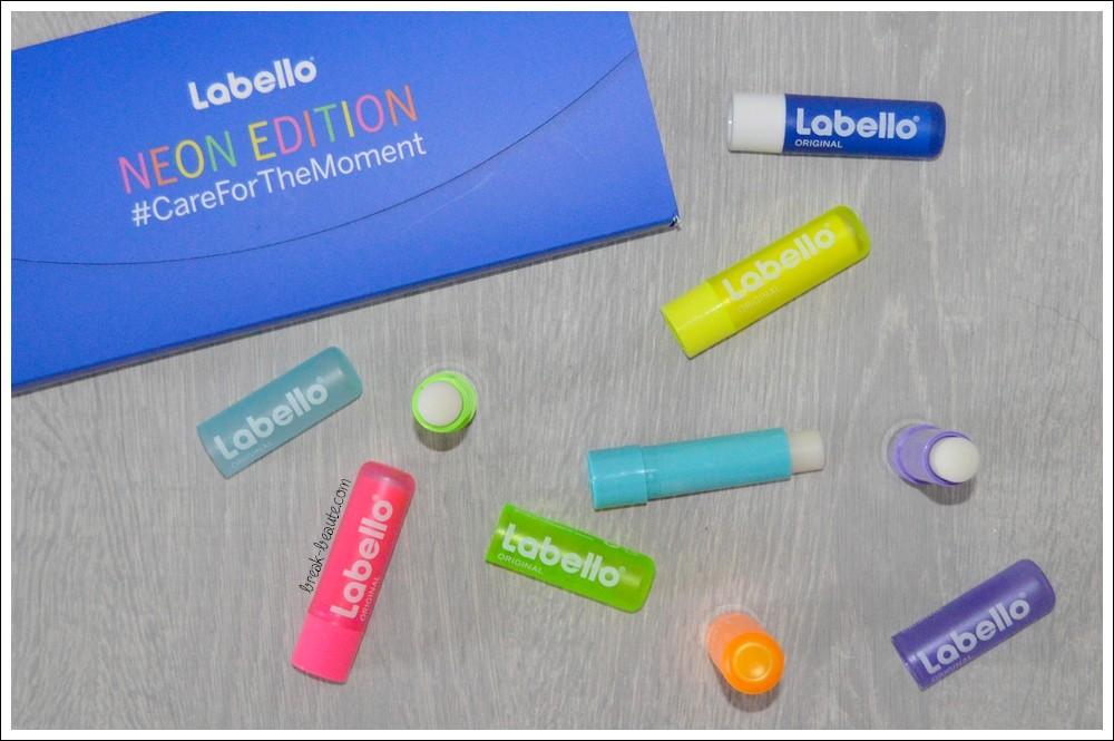 Le Labello Original s'habille de néon!