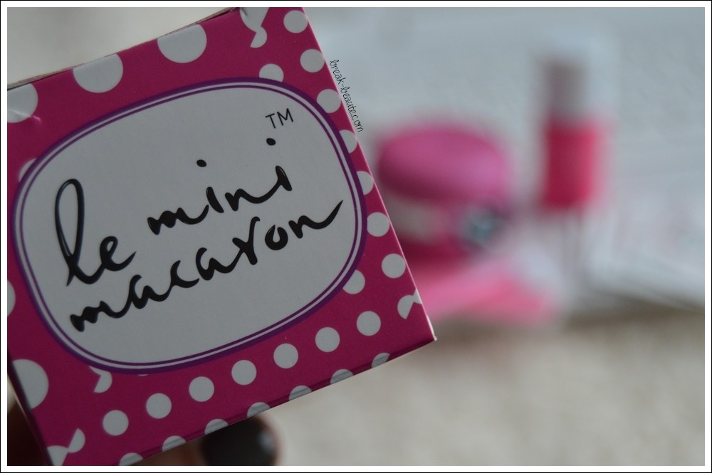 Le Mini Macaron, le kit de vernis semi-permanent