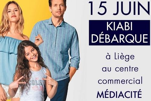 Kiabi ouvre son 3ème magasin en Belgique! (Mes achats bébé + code promo)