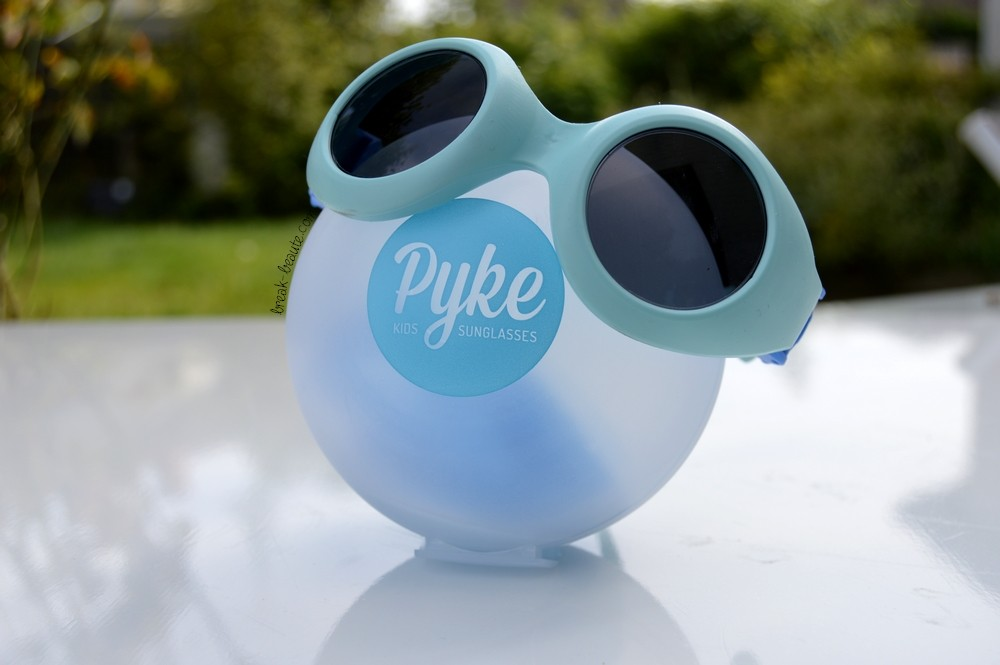 Nathan a testé les BabyPyke, les lunettes solaires adaptées aux tout petits