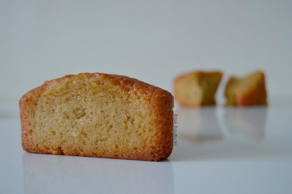Mes petits gâteaux façon frangipane