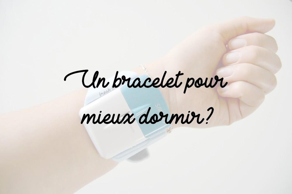 Un bracelet anti-insomnie, ça fonctionne?