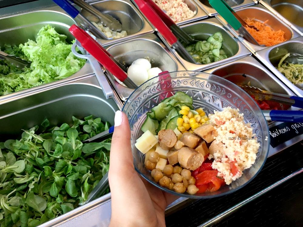 «Assaisonne-moi!» Un chouette salad bar au cœur de Namur