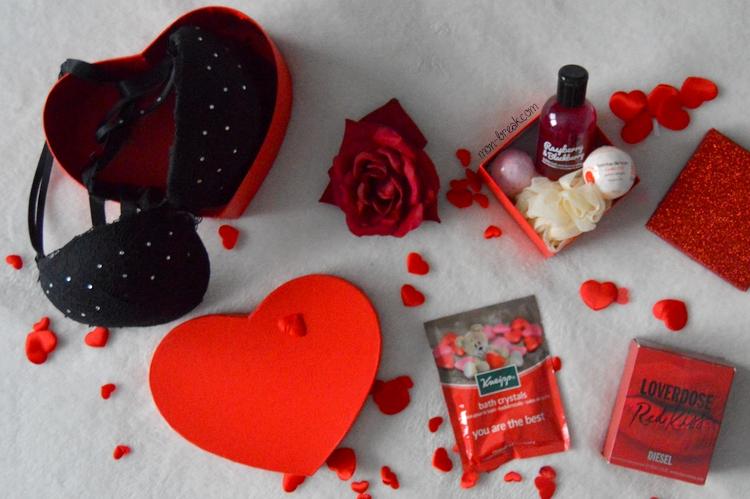 Ma sélection cadeaux pour la Saint-Valentin