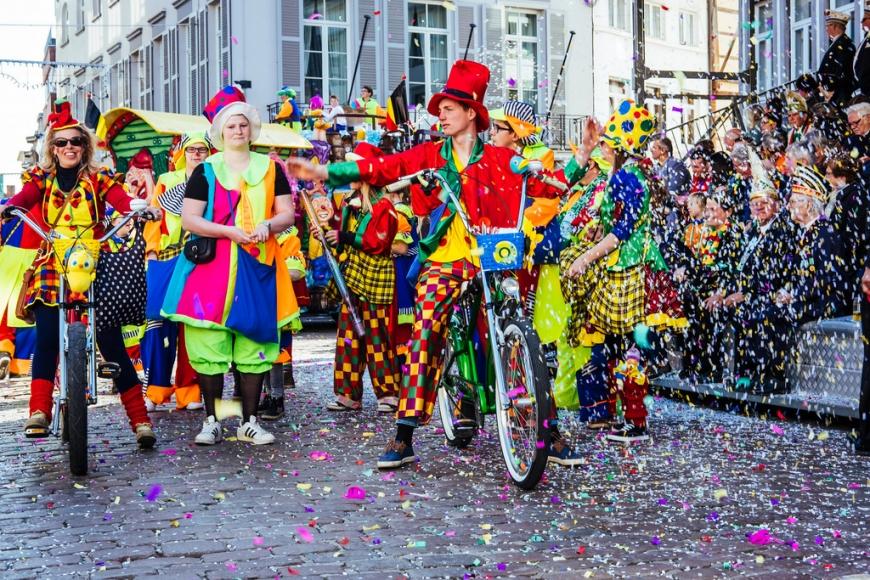 L'agenda des vacances de Carnaval