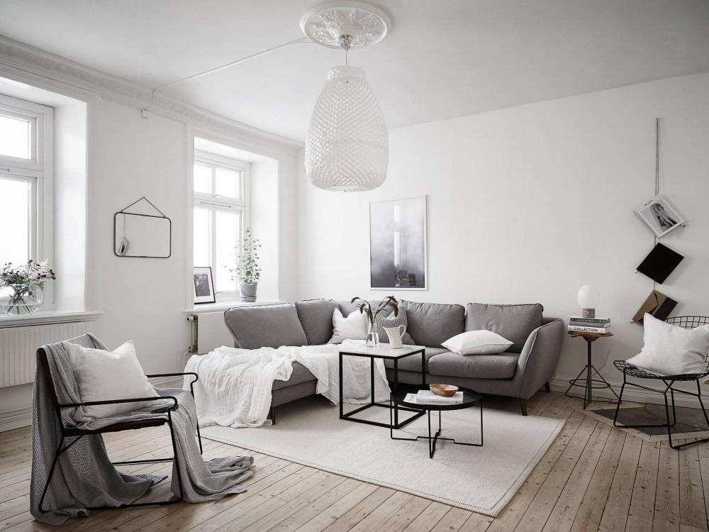 Mes repérages de mobilier «scandinave»