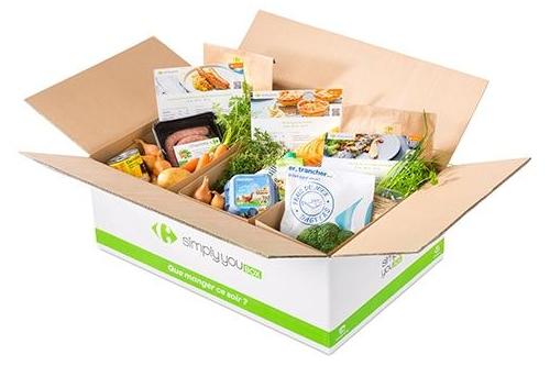 On a testé la Simply You Box de Carrefour