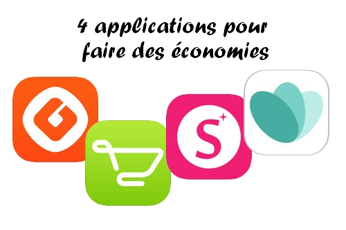 Quatre applications pour faire des économies